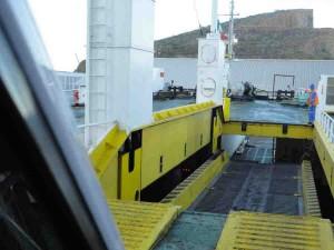Ferry  la Paz - Topolobampo